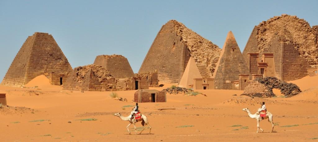 اهرامات السودان 2