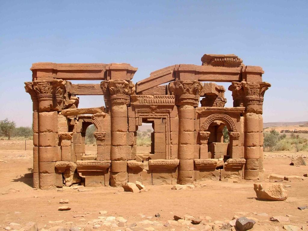 اهرامات السودان 3