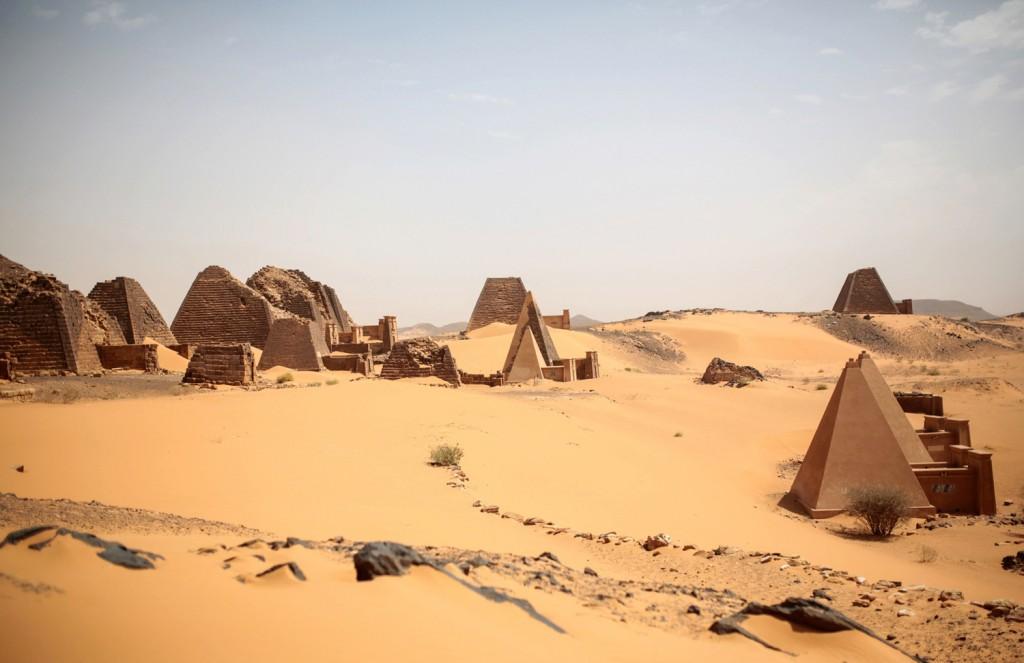 اهرامات السودان 5
