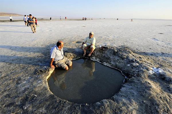 بحيرة الملح 2