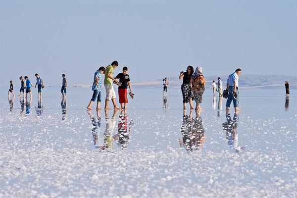 بحيرة الملح 5