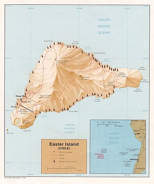 جزيرة الفصح 9