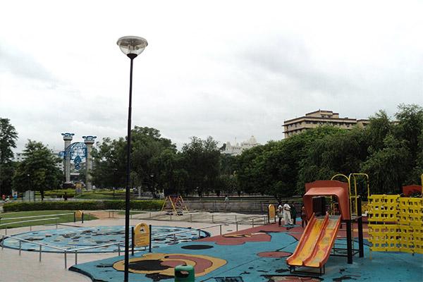 حديقة لومبيني 2