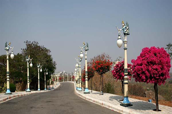 حديقة لومبيني 5