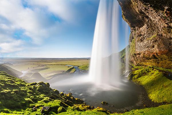 شلالات ايسلندا 2