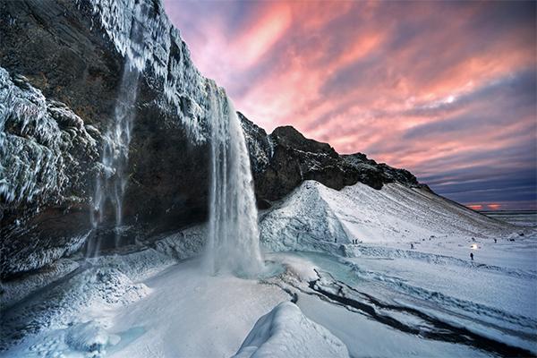 شلالات ايسلندا 7