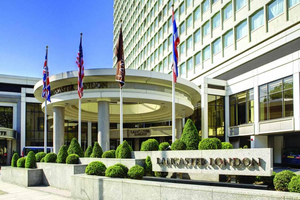 فندق لانكاستر لندن