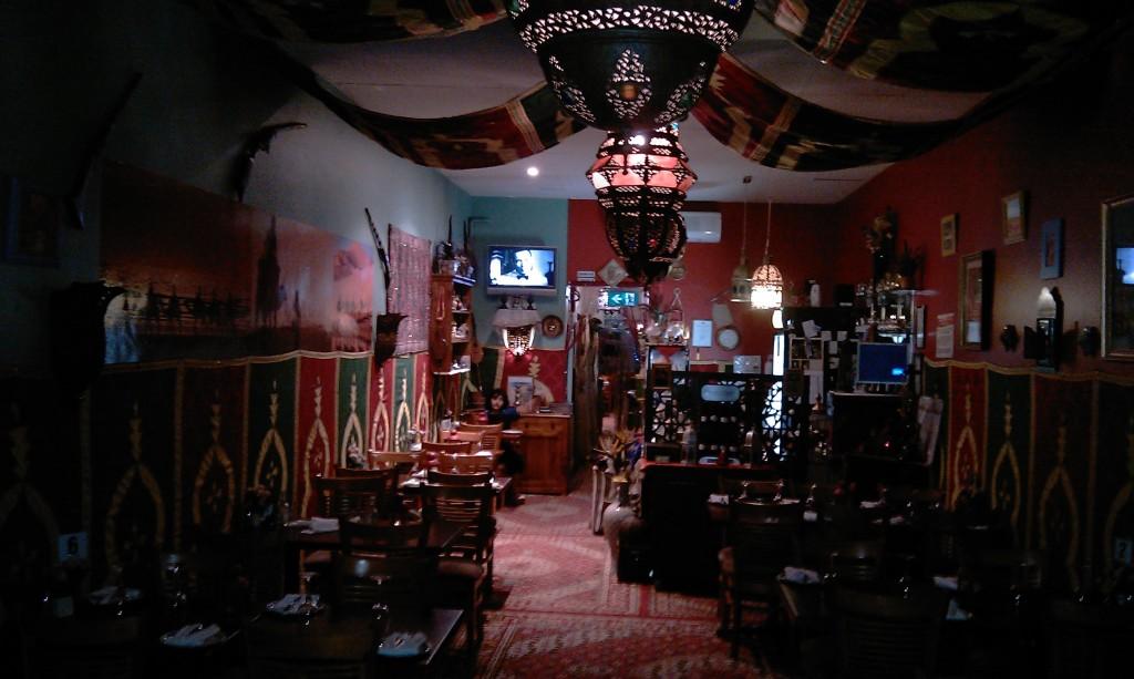 le riad restaurant casablanca