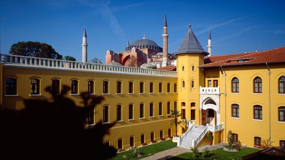 فور سيزونز اسطنبول في السلطان أحمد
