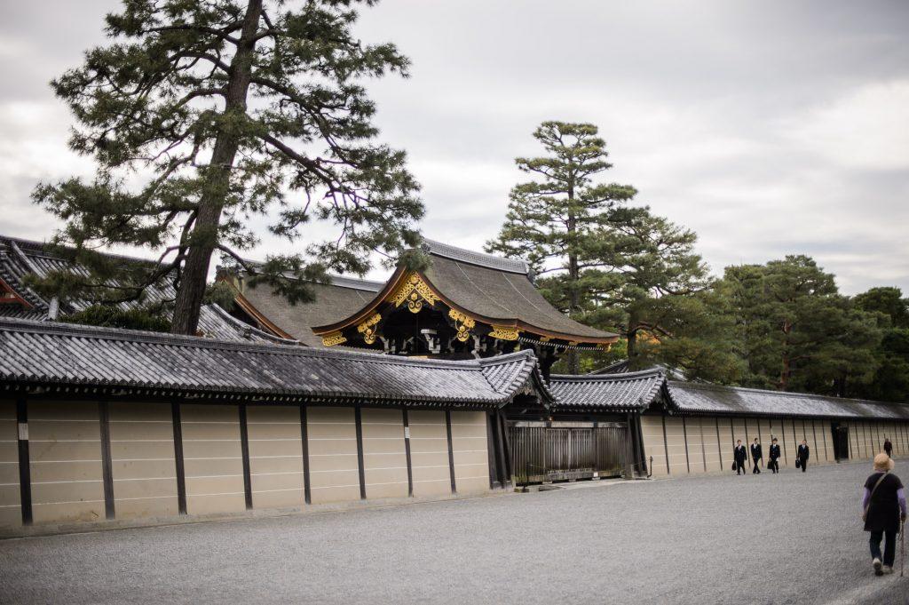 قصر كيوتو الإمبراطوري 2