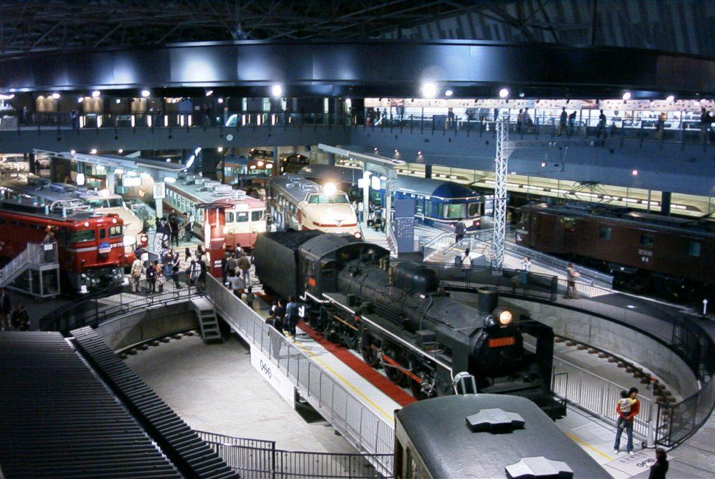 متحف كيوتو للسكك الحديدية 2