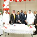 احتفالية وصول طيران ماليندو بمطار الملك عبدالعزيز بجدة