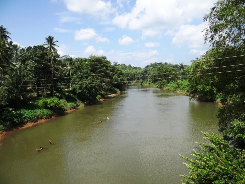 Gin Ganga River