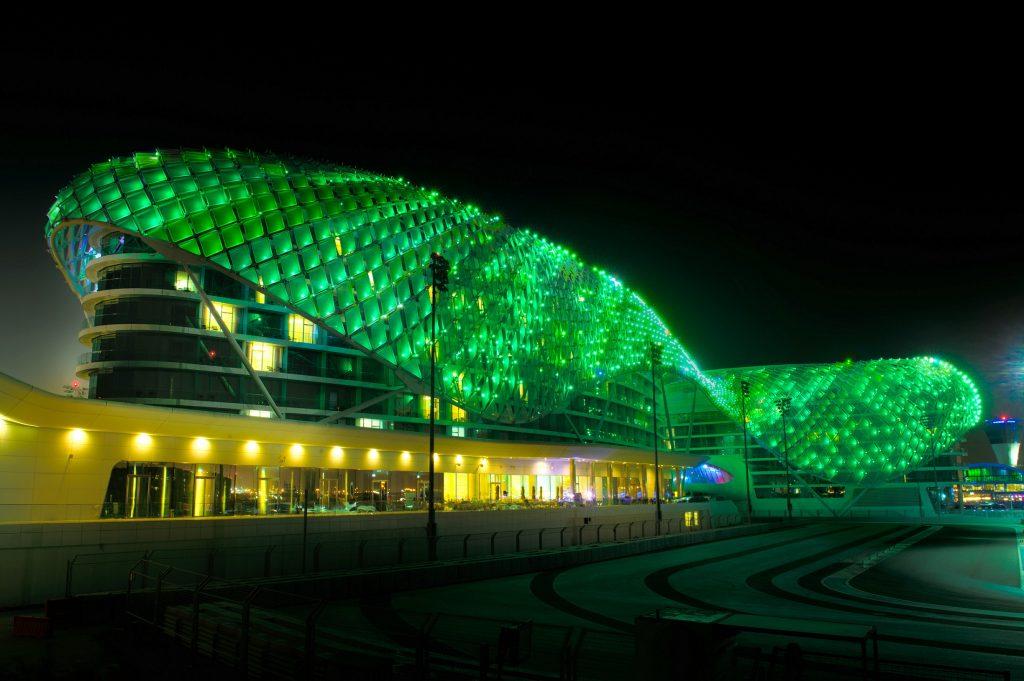 Yas Viceroy Abu Dhabi hotel Abu Dhabi - Copy