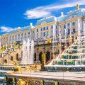 قصر بيترهو في سانت بطرسبرغ