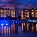Jannah Resort & Villas Ras Al Khaimah - evening exterior image