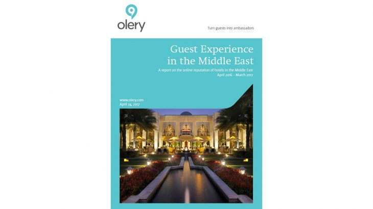 Olery Guest Experience in the Middle East