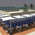 Andalusian Tent - artist impression