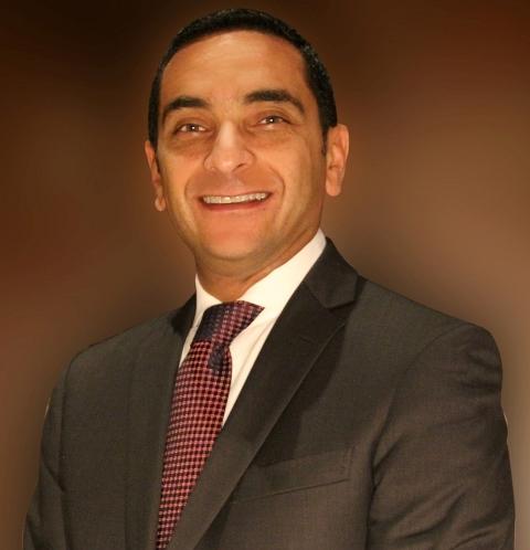 خالد شرباصي مدير عام فندق تلال ليوا