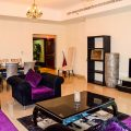 Al Dar Darak -Living room area