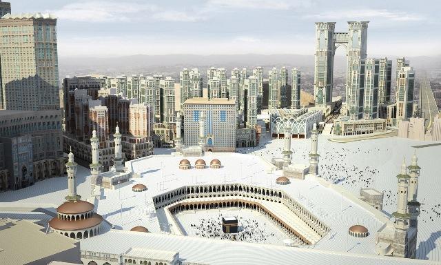 Jabal Omar Address Makkah