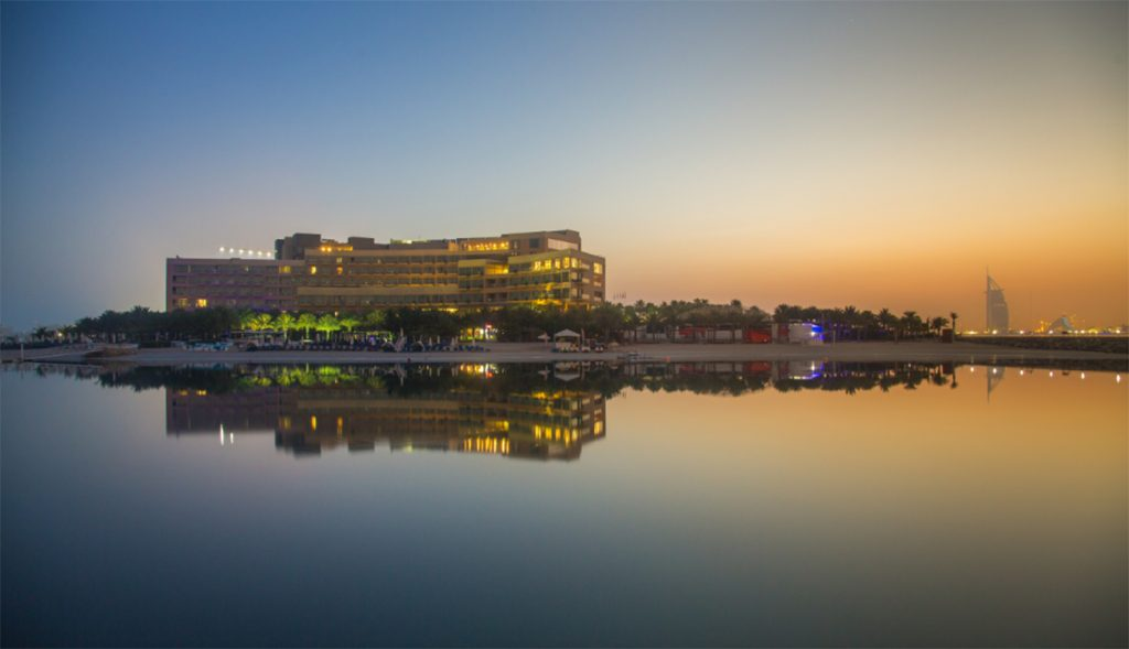 Rixos The Palm Exterior