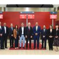 The-VIP-delegation-at-Dubai-International-Airport-checking-in-for-the-inaugural-Emirates-flight-to-Zagreb_-Croatia.