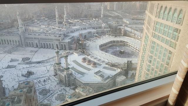 سويس اوتيل المقام مكة (11)