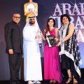 Mohammed Khoori, GM receives the Best Hotel Apartment Award