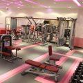 ladies gym