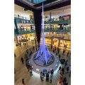 Dubai Creek Tower model @ The Dubai Mall