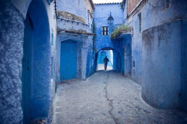 MoroccoChefchaouenBlueCity-20140415-13