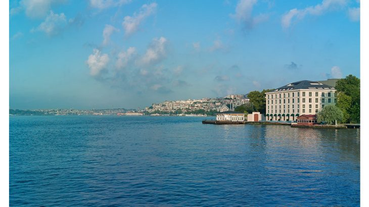 فندق شانغريلا البوسفور اسطنبول (1)