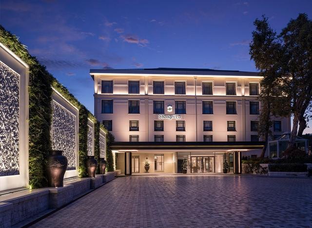 فندق شانغريلا البوسفور اسطنبول (2)