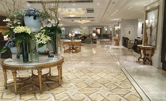 فندق شانغريلا البوسفور اسطنبول (3)