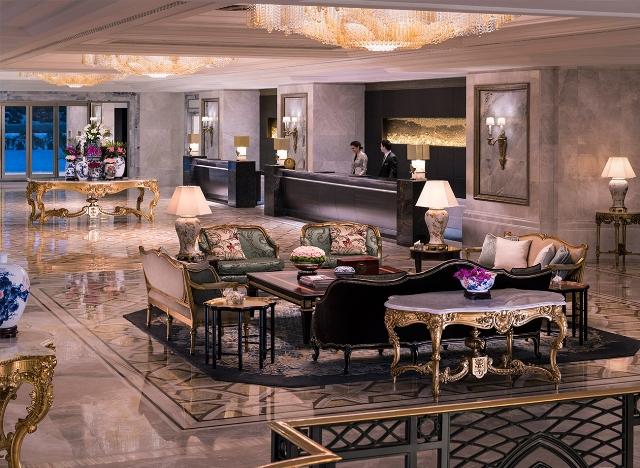 فندق شانغريلا البوسفور اسطنبول (4)