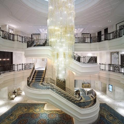 فندق شانغريلا البوسفور اسطنبول (5)