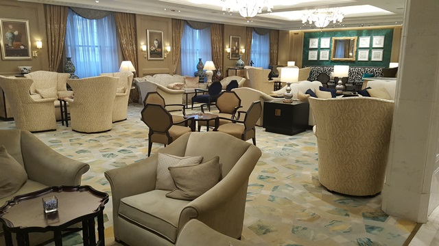 فندق شانغريلا البوسفور اسطنبول (6)