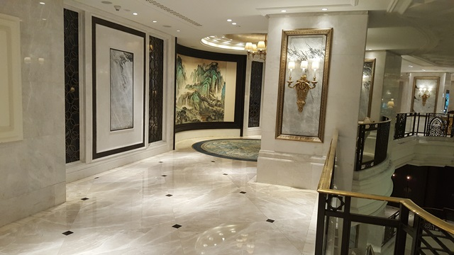 فندق شانغريلا البوسفور اسطنبول (7)