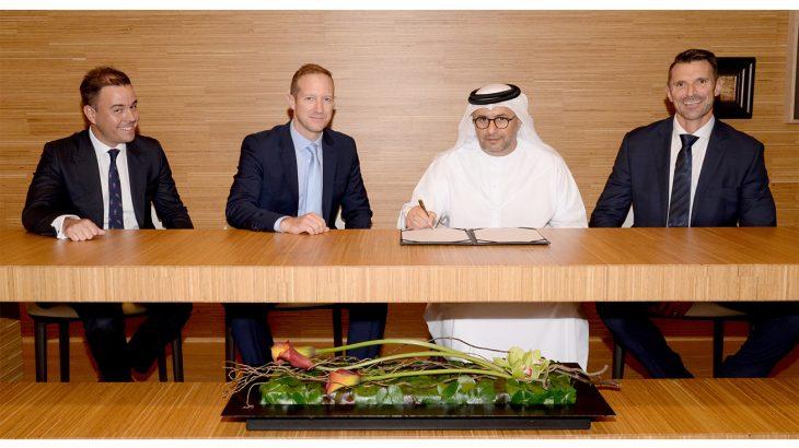 Address Jumeirah appoints Multiplex Construction