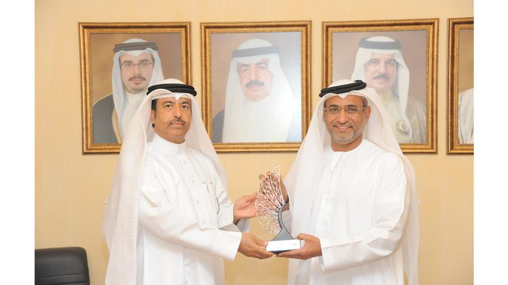 HE Saif Mohammed Al Suwaidi, Director General of UAE GCAA