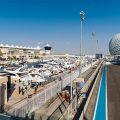 حلبة سباق الفورمولا 1 مرسى ياس مارينا