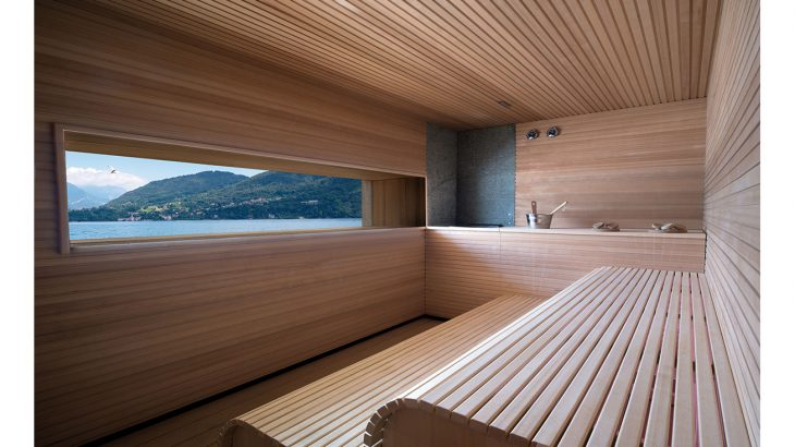 1 - Sauna with a view