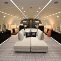 Deer Jet's 787 Dream Jet interior 2