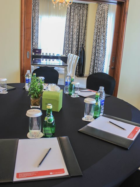 Penthouse Mtg Set-up at Ramada Downtown Dubai