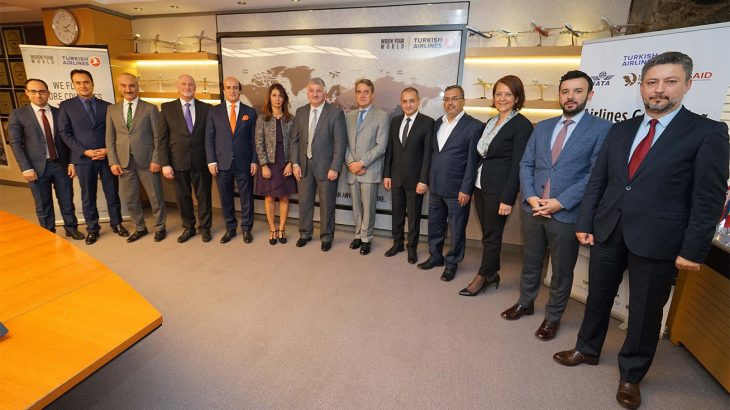 Turkish Airlines on board with UFW 4