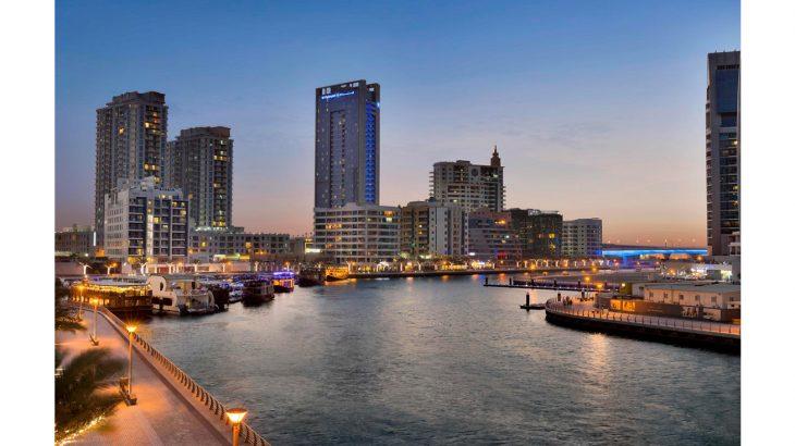 Wyndham Hotel Exterior_ Dubai Marina (Copy)