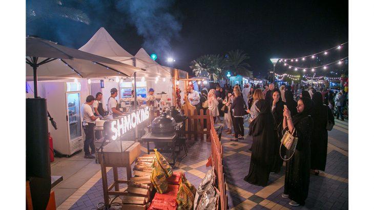 مهرجان أبوظبي للمأكولات ينطلق هذا الخميس ويستمر حتى السبت 23 ديسمبر
