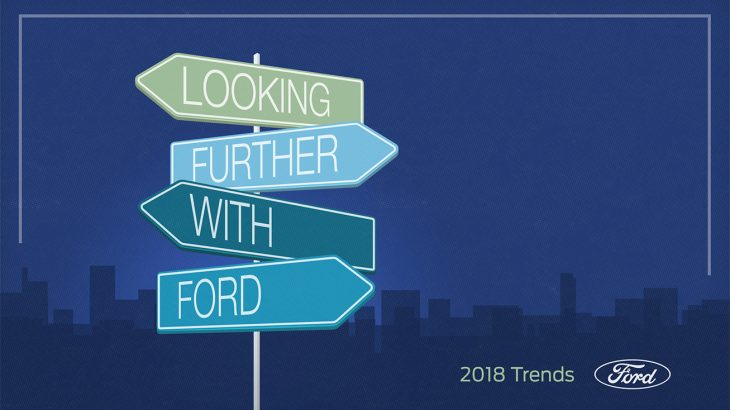 Ford Trends 2018