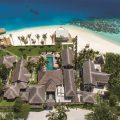 Jumeirah Vittaveli - Royal Residence - Aerial
